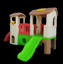 บ้านน้อยสองชั้น บ้านเด็ก บ้านจำลอง